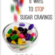How to to Stop Sugar Cravings: 5 Simple Tips