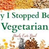 Why I Stopped Being Vegetarian After 11 Years