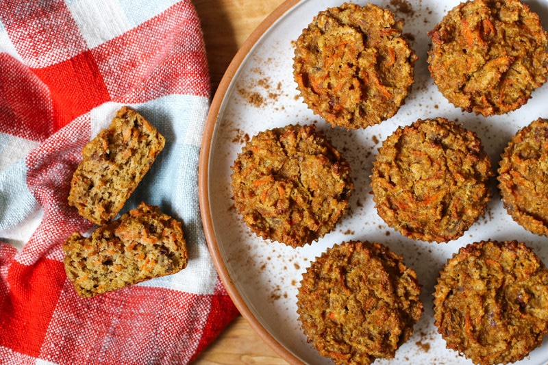 Spiced-Carrot-Cardamom-Muffins