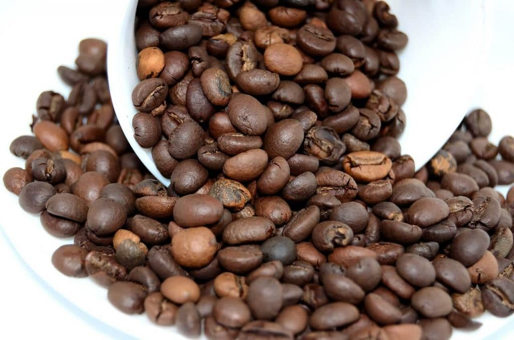 Healthy Coffee Beans