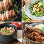 55+ Quick Keto Meal Recipes (Low Carb & Gluten Free)