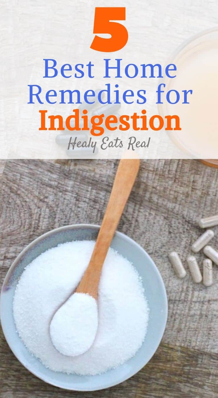 5 Best Home Remedies for Indigestion